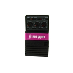 Arion Pedal - Stereo Analog Delay
