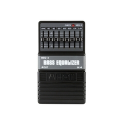 Arion Pedal - Bass 7-band Graphic Eqalizer