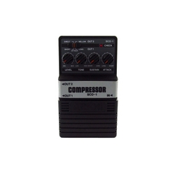 Arion Pedal - Stereo Compressor