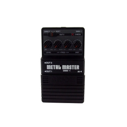 Arion Pedal - Stereo Metal Master