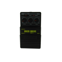 Arion Pedal - Stereo Overdrive