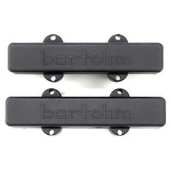 Bartolini pickup set for J Bass - 9J1 - bright neck deep bridge