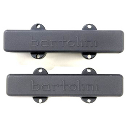 Bartolini #59J pickup set for 5-string J Bass