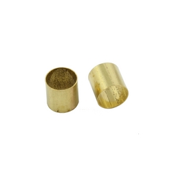 Brass sleeves for split shaft pots