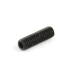 Bridge saddle height screws for bass - hex head - metric - 10mm