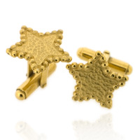 N-C12 All GP Bobble Star Cufflinks