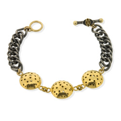 T-B07 Chunky Bracelet - Telegraf Collection