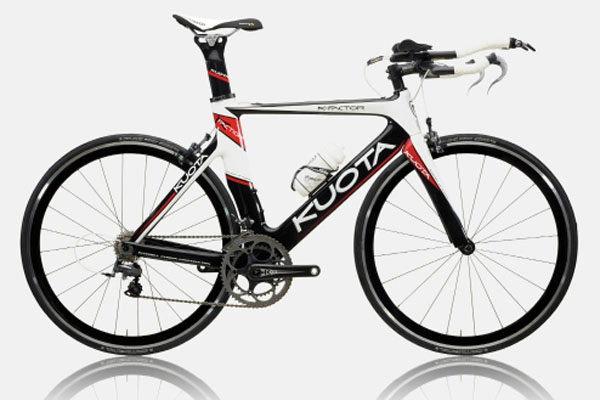 2012 Kuota K Factor SRAM Red Time Trial and Triathlon Bike