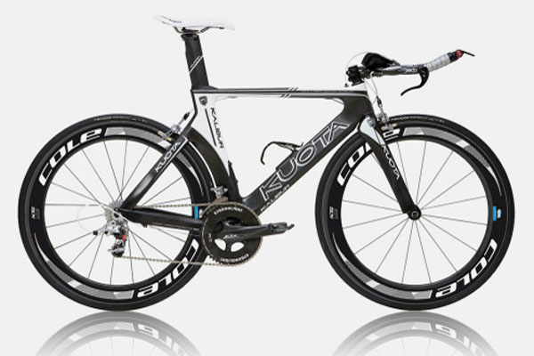 2012 Kuota Kalibur SRAM Force Time Trial and Triathlon Bike