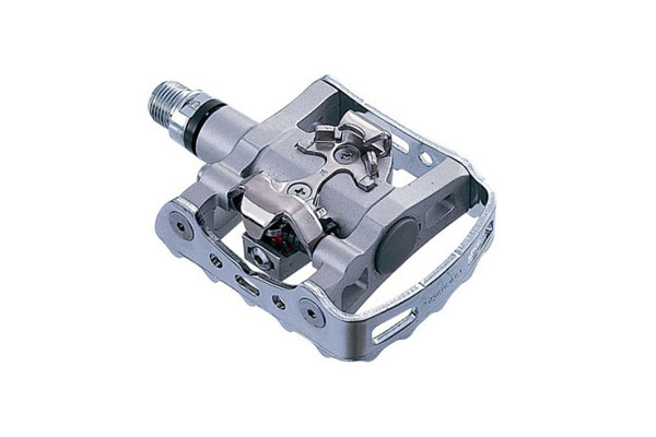 Shimano PD-M324 Single Sided Platform SPD Commuter Pedals