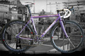 Legend by Marco Bertoletti - HT 5.7 Bespoke Built Carbon Bicycle Frame and Fork