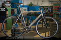 Legend by Marco Bertoletti - &#039;Il Re&#039; Bespoke Built Titanium Bicycle Frame and Carbon Fork