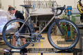 Legend by Marco Bertoletti - 'Queen' Bespoke Built Titanium Bicycle Frame and Carbon Fork