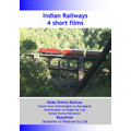 Indian Railways ~ 4 short films • DVD • 60 mins
