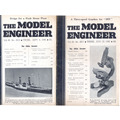 The Model Engineer 1945 Volumes 92 & 93 Complete set.