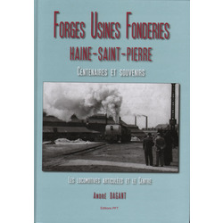Forges Usines Fonderies ~ Haine-Saint-Pierre