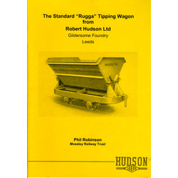 The Standard &quot;Rugga&quot; Tipping Wagon from Robert Hudson Ltd