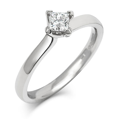 wedding martin gold engagement diamond quarter beautiful the solitaire ...