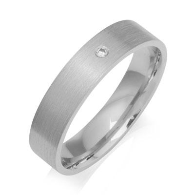 FlatCourt Wedding Ring