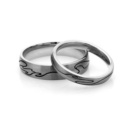 Journey Wedding Ring