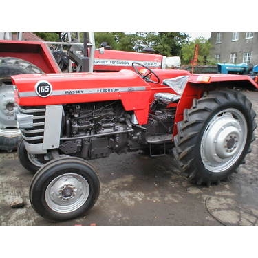 Massey Ferguson 100 series