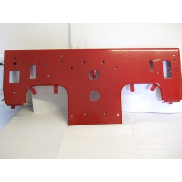 Seat lower plate for Massey Ferguson 300 series without cab