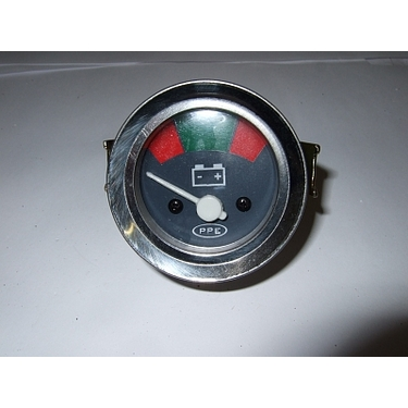 Battery meter (voltmeter 12v)