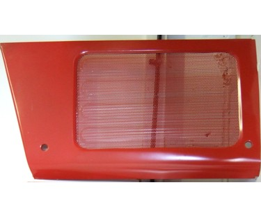 Side grill panel for Massey Ferguson 300 series -  (right hand side)