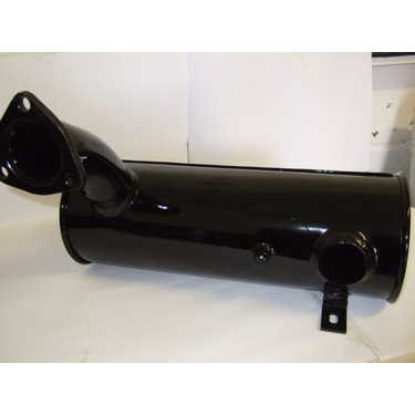 Silencer for Massey Ferguson 365/375/390