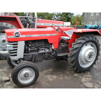 Massey Ferguson 165, 1968-1970, 62hp