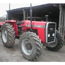 Massey Ferguson 290 four wheel drive, 1981-1986, 77hp
