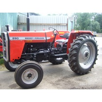 Massey Ferguson 290, 1976-1986, 77hp