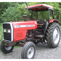 Massey Ferguson 375, 1987-1997, 68hp