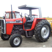 Massey Ferguson 590, 1976-1981, 77hp