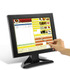 15 Inch Touchscreen LCD with VGA (PC, POS)