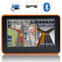Adventurist - 4.3 Inch Touchscreen Portable GPS Navigator