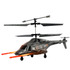 Apache iHelicopter - iPhone/iPad/iPod Touch/Android Phone Controlled RC Helicopter (Night Camouflage)