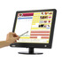 17 Inch Touchscreen LCD with VGA for Gaming and POS