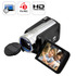 1080P HD Camcorder (10x Optical Zoom, Pre-Record, Motion Detect)