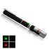 Astronomy Grade Green-Red Laser Pointer Pen (50mW)