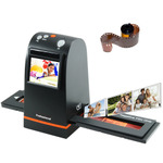 35mm film scanner with lcd + sd slot (high resolution model)