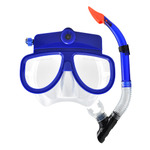 UNDERWATER SCUBA MASK CAMERA (4GB)