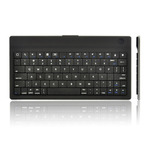 ULTRA-THIN ALUMINUM BLUETOOTH KEYBOARD FOR IPHONE, IPAD, AND IPAD2
