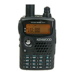 Kenwood th-f7e handheld radio vhf / uhf