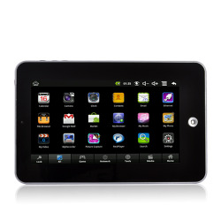 7 Inch Android 2.2 Tablet with WiFi and Camera
