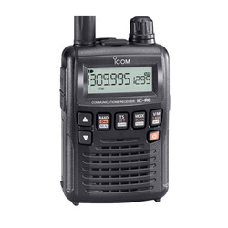 Icom ic-r6 scanner