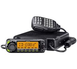Icom id-e880 dual band digital mobile transceiver