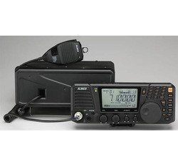 Alinco dx-sr8 hf amateur transceiver