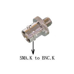 Wouxun BNC Socket to SMA plug antenna adapter WO/AAO-002