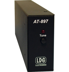 LDG AT-897 Plus automatic antenna tuner